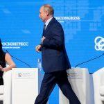 СМИ: Гэмбл применила против Путина семь приемов соблазнения